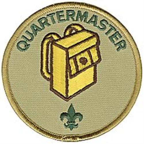 Camping Quartermaster: Public Troop Leadership